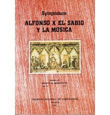 Symposium Alfonso X El Sabio y La Música