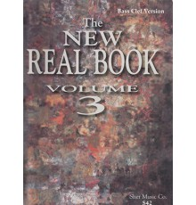 """The New Real Book Vol. 3 """"Bass  Version"""""""