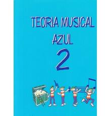 Teoría Musical Azul Vol.2