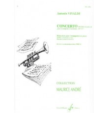 Concerto Do Majeur RV 537/ Red.Pno. y 2