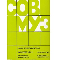 Konzert Nº2 Op.129/ Red.Pno.