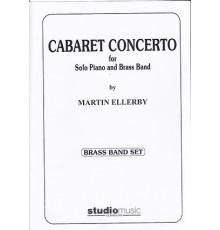 Cabaret Concerto/ Score & Parts