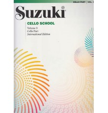Suzuki. Cello. Vol. 3. Revised