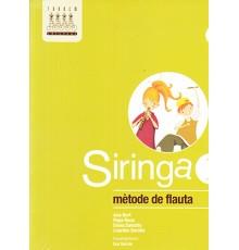 Siringa Mètode de Flauta  Vol. 1. El CD