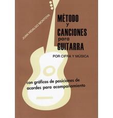 Método y Canciones para Guitarra