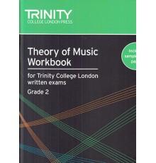 Theory of Music Workbook Grade 2