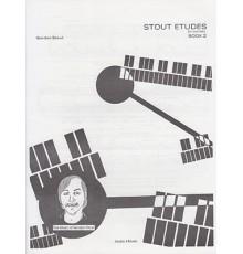 Stout Etudes for Marimba Book 2