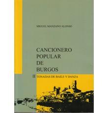 Cancionero Popular de Burgos II