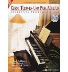 Curso Todo-En-Uno Adultos Nivel 1   CD