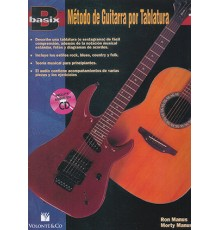 Basix. Método Guitarra Tablatura 1   CD
