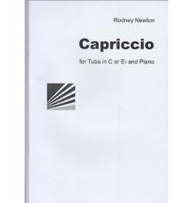 Capriccio (Tuba/Piano)