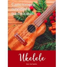 Cancionero Navideño Tradicional Ukelele