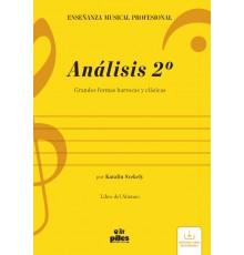 Análisis 2º. Libro Alumno. Audio
