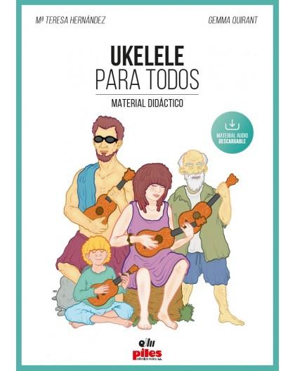 Ukelele para Todos / Audio