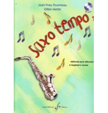 Saxo Tempo Vol. 1   CD