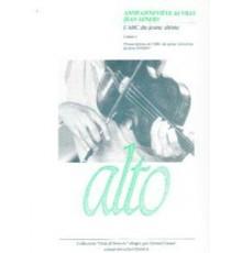L?ABC du Jeune Altiste Vol. 1