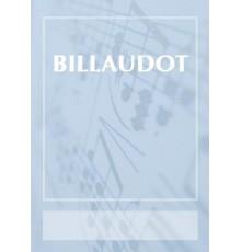 Theme et Variations. Basson et Piano