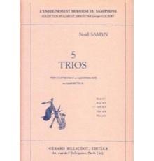 5 Trios Nº 3