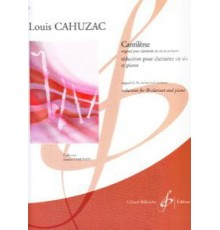 Cantilene/Red.Piano