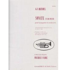 Sonate en Sol mineur/ Red. Pno