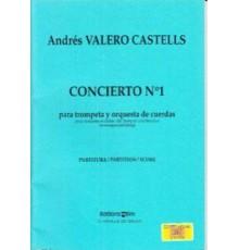 Concierto Nº 1/ Full Score