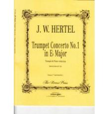 Trumpet Concerto Nº 1 in Eb Major/ Red.