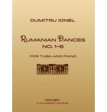 Rumanian Dances No. 1 - 6 (1948)