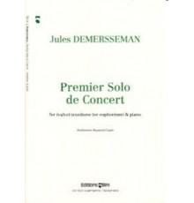 Premier Solo de Concert