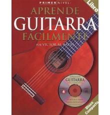 Aprende Guitarra Fácilmente   CD