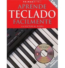 Aprende Teclado Fácilmente   CD