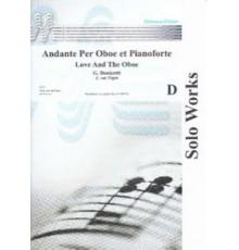 Andante Per Oboe et Pianoforte