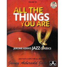 All the Things You Are Vol. 55   CD