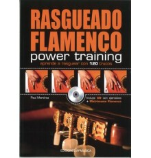 Rasgueado Flamenco Power Training