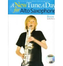 A New Tune a Day Alto Sax   CD Book 1