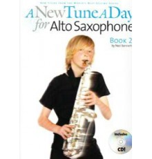 A New Tune a Day Alto Sax   CD Book 2