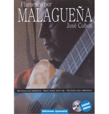 Flamenco por Malagueña   CD