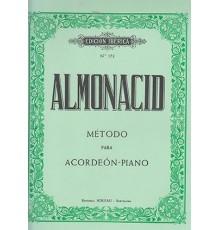Método para Acordeón-Piano