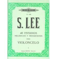 40 Estudios Melódicos y Prog. Op. 31 V.I