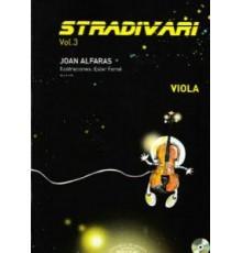 Stradivari Viola Vol. 3   CD