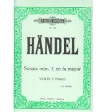 Sonata nº 3 Fa M