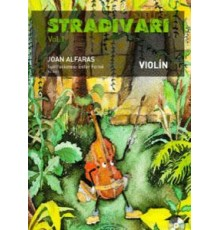 Stradivari Violín Vol. 1   CD