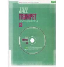 Jazz Trumpet Grade 4 CD