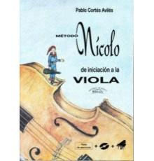 Método Nícolo Iniciación a la Viola   CD