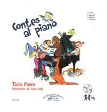 Contes al Piano   CD