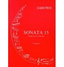 """Sonata 15 """"Imágenes de la Memoria"""""""