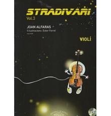 Stradivari Violí Vol.3 Catalán   CD