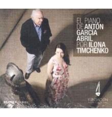 El Piano de Antón García Abril CD