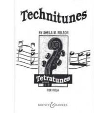 Technitunes for Viola