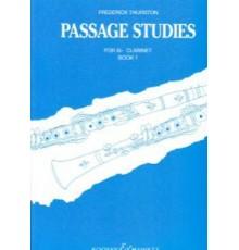 Passage Studies Book 1